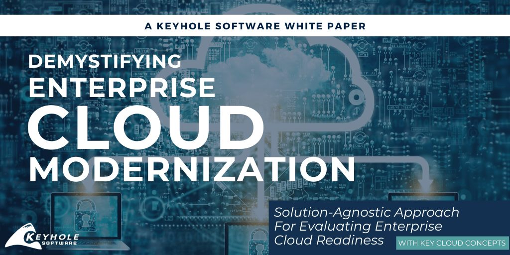Solution-Agnostic Approach For Evaluating Enterprise Cloud Readiness