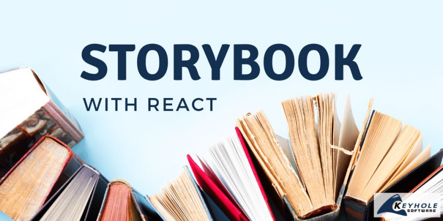 Storybook with React