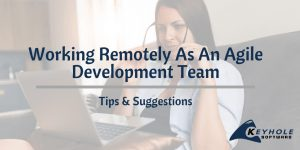 Remote Work as a Dev Team