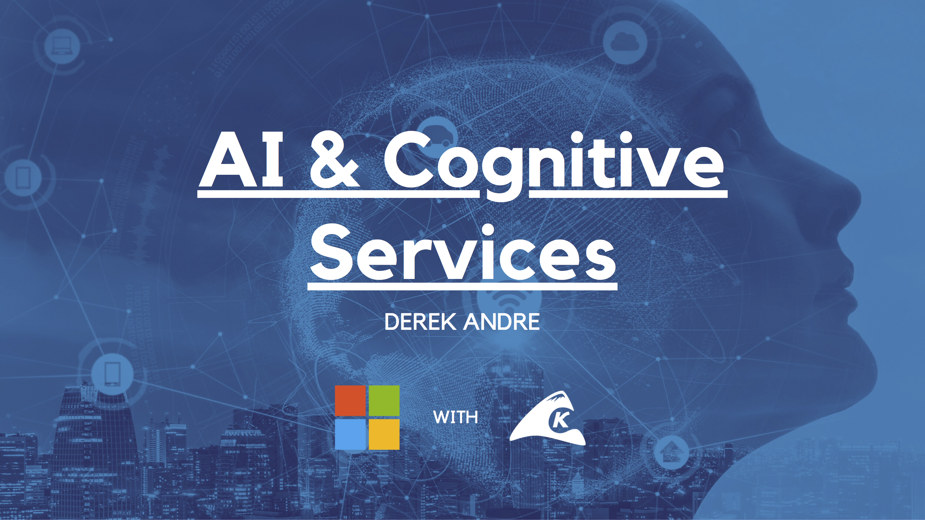AI and Cognitive Services Presentation Slides
