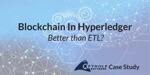 Hyperledger Case Study