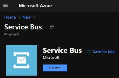 Getting started with Azure Service Bus