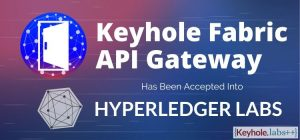 Keyhole Fabric API Gateway by Keyhole Labs is Accepted into Hyperledger Labs