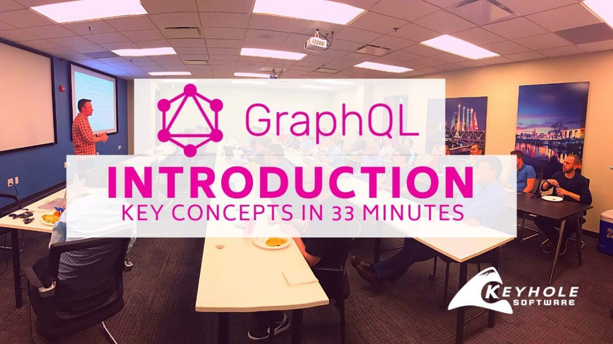 GraphQL Introduction - Key Concepts In 33 Minutes