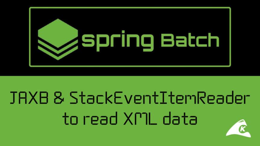 Read XML