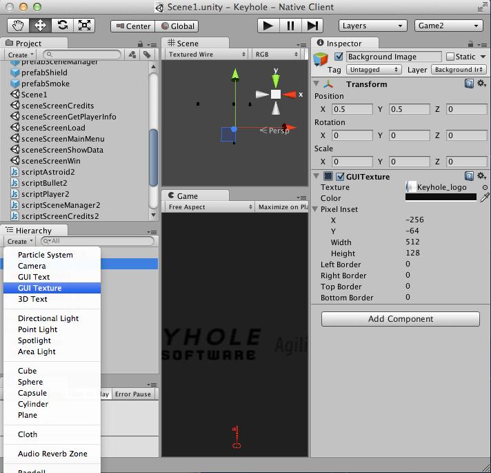 KeyShot_GUI_Texture