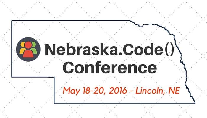 Nebraska Code COnference
