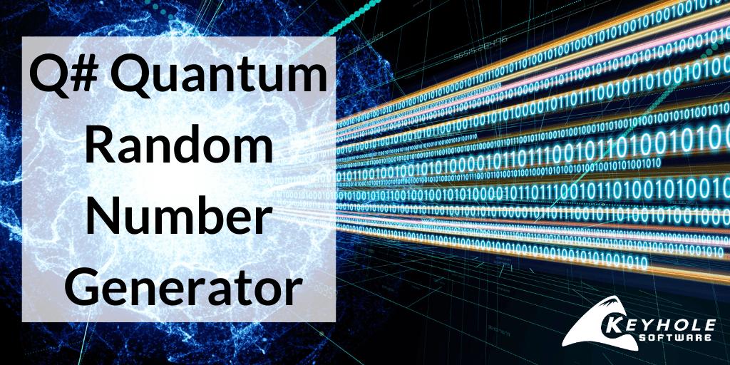 Q# Quantum Random Number Generator