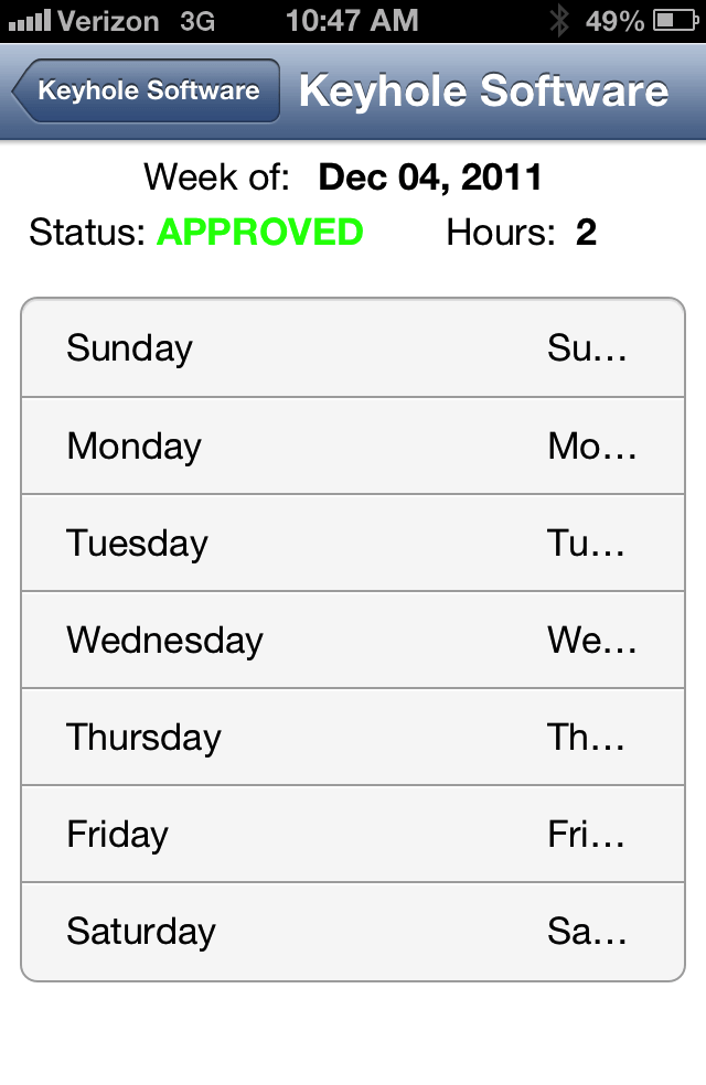 Timesheet-mobile-screenshot
