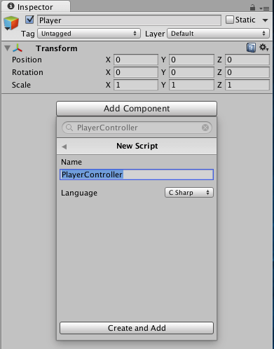 Controlling Unity3D Using C#, Part 2 | Keyhole Software