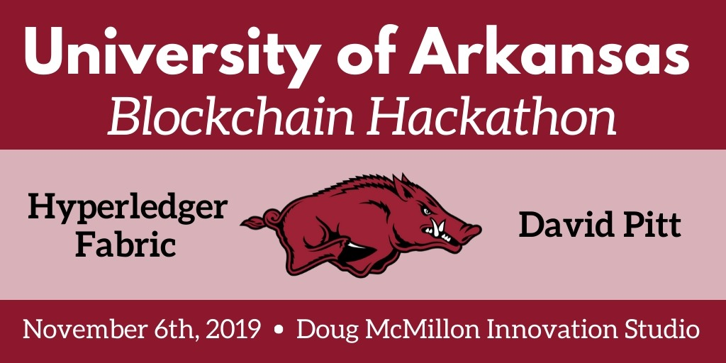 University of Arkansas Blockchain Hackathon (2)