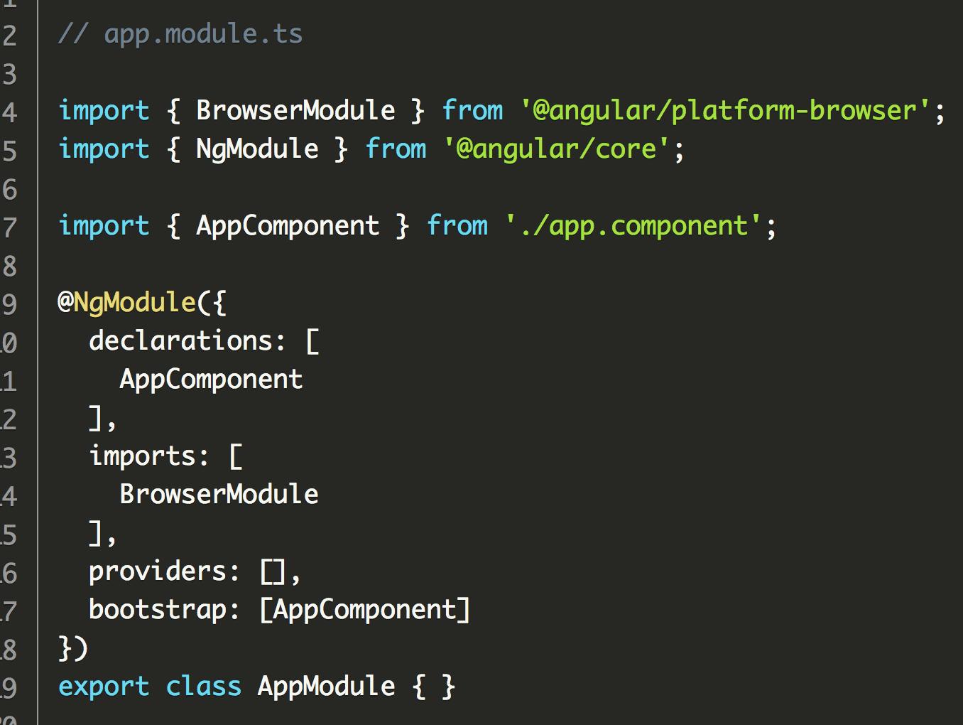 Angular Developer: JavaScript to TypeScript   Keyhole Software