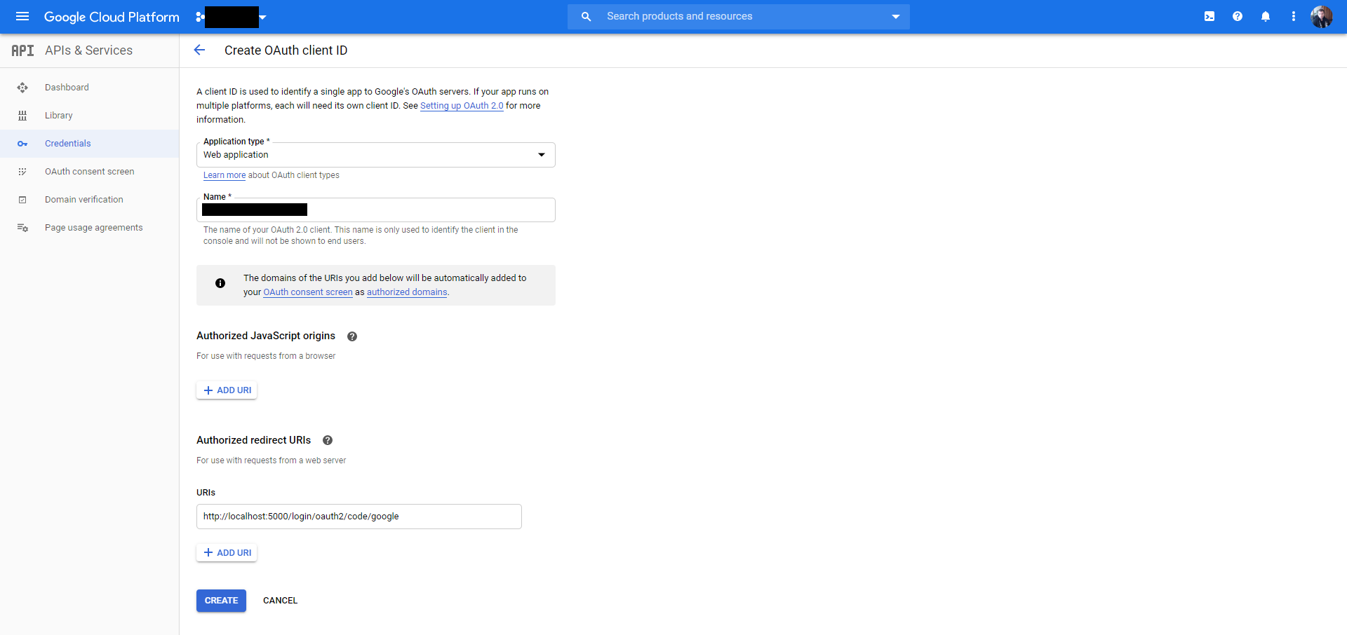 Google Spring Security 5 OAuth2 implementation